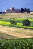 TUSCANY FARM Stock Photos