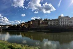 Pontevecchio. Tuscany Florence impressive arhitecture street pontevecchi Royalty Free Stock Photo