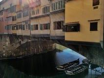 Pontevecchio Royalty Free Stock Photos