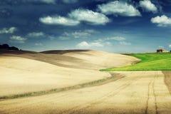 Tuscany hills, Italy Stock Photography