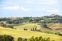 Landscape Tuscany Stock Photos