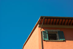 Tuscany house Royalty Free Stock Image