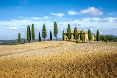 Tuscany House Royalty Free Stock Photos