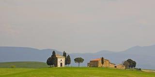Tuscany idyll Royalty Free Stock Photos