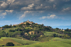 Tuscany. An image of a Tuscany landscape in Italy Stock Photo