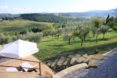 Tuscany 10 Stock Photography