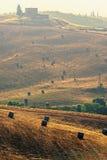 Tuscany - Italien Arkivfoton