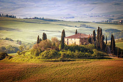 Tuscany - Italy Royalty Free Stock Photo