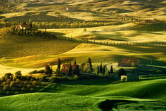 Tuscany - Italy Stock Photography