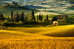 Tuscany - Italy Royalty Free Stock Photography