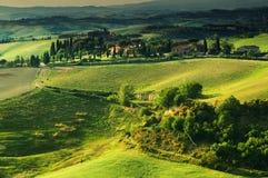 Tuscany - Italy Stock Image