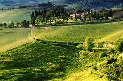 Tuscany - Italy Royalty Free Stock Images