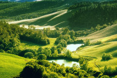 Tuscany - Italy royalty free stock photos