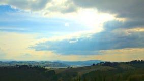 Tuscany Italy landscape Stock Images
