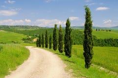 Tuscany kaplica obraz royalty free