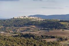 Tuscany krajobraz fotografia royalty free