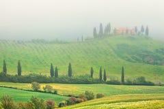 Free Tuscany Landscape Royalty Free Stock Image - 14595496