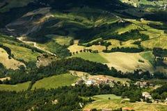 Tuscany Landscape. Royalty Free Stock Images