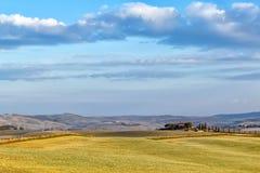 Tuscany landscape Stock Photos