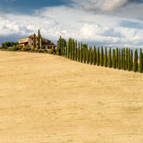 Tuscany landscape, Italy Stock Photos