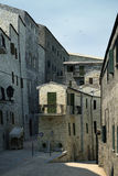 Tuscany old town detail. Royalty Free Stock Photography