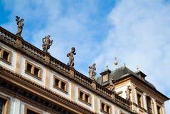 Tuscany Palace Royalty Free Stock Photo