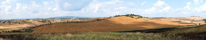 Tuscany panorama royalty free stock image