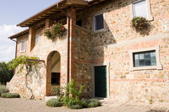 Tuscany real estate Stock Photos