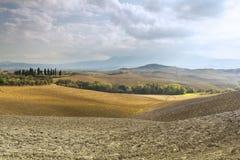 Tuscany rural landscape Royalty Free Stock Image