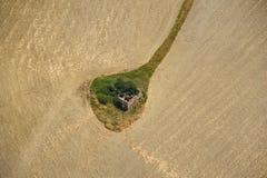 Tuscany's land Stock Image