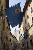 Tuscany, san gimignano Stock Image