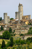 Tuscany, san gimignano Royalty Free Stock Photo