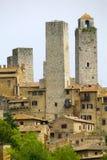 Tuscany, san gimignano Royalty Free Stock Photos