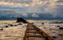 TUSCANY SEA Stock Images