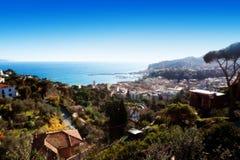 Tuscany Sea view Royalty Free Stock Photos