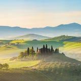 Tuscany at spring Royalty Free Stock Images