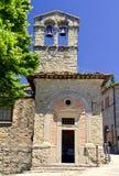Tuscany stad Royaltyfri Bild