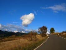 Tuscany street Stock Images