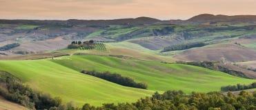 Tuscany, landscape Stock Photography