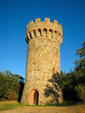 Tuscany Style Water Tower. Belonging to a Winery in Napa Valley, California Stock Images