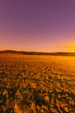 Tuscany at Sunset Royalty Free Stock Photo