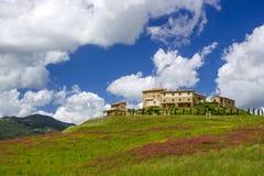 Tuscany - typical landscape Stock Image