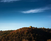 Tuscany - typical scenic landscape, Italy Stock Photos