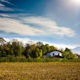 Tuscany - typical scenic landscape, Italy Royalty Free Stock Photo