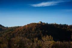 Tuscany - typical scenic landscape, Italy Royalty Free Stock Photos