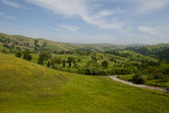 Tuscany view. In California Stock Images