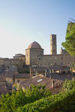 tuscany volterra obraz royalty free