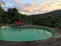 Tuscany Włochy wakacje Fotografia Royalty Free