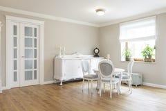 Tuscany - Wooden furniture Stock Photo