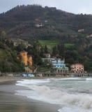 Tuscany wzgórze Obrazy Stock